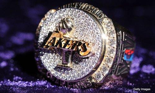 LA Championship Ring 2009